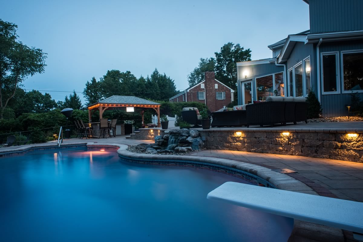 Pittsburgh pool contractor designers inground pools - Riverview swimming pool pittsburgh pa ...