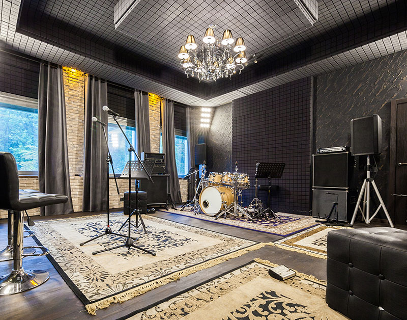 Custom Recording Studio