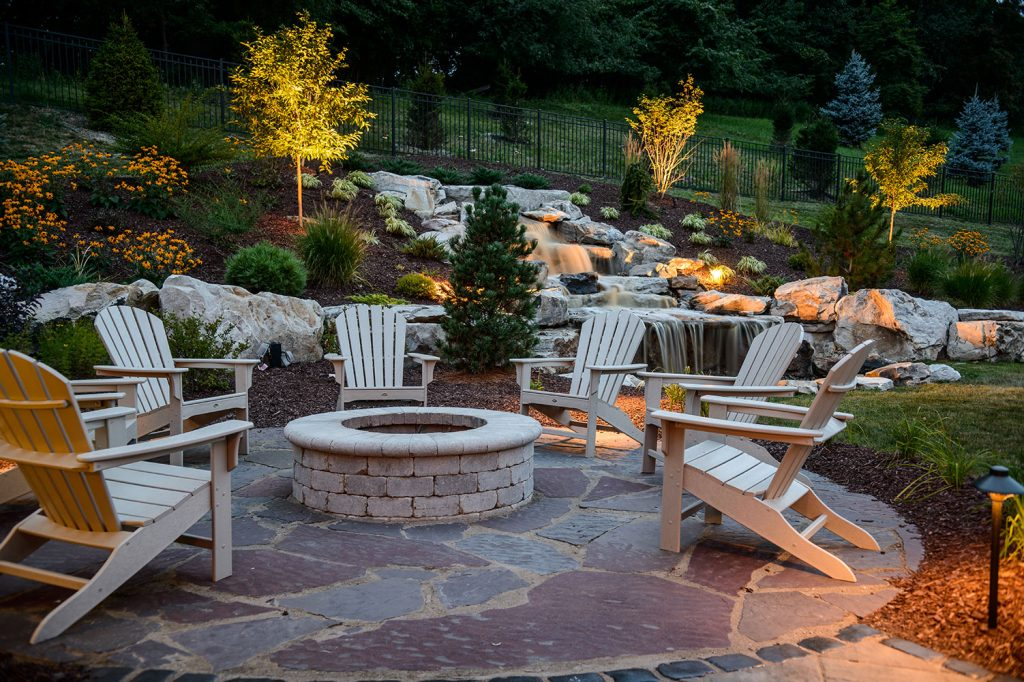 Fire Pit in Gibsonia, PA