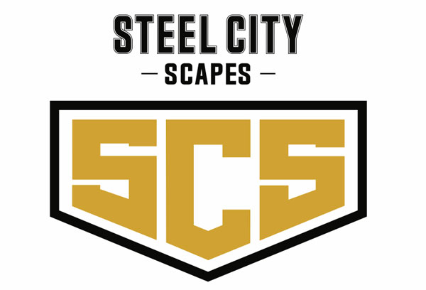 Steel City Scapes Logo