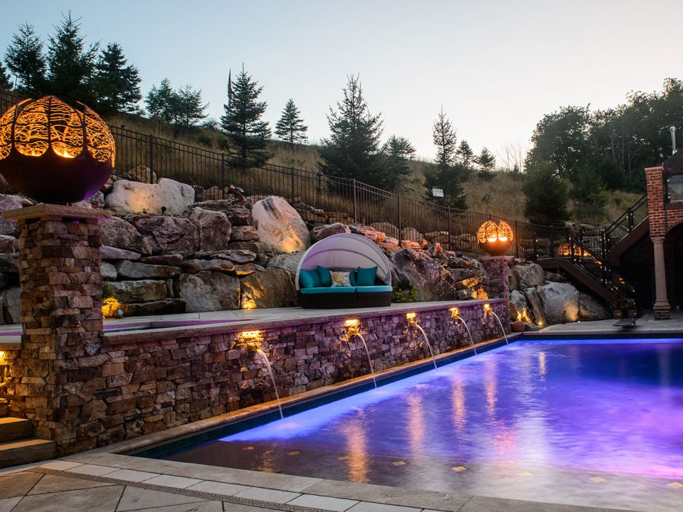Custom Pool and Comfort in Gibsonia