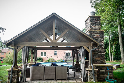 pergola & patio roofing Pittsburgh, PA
